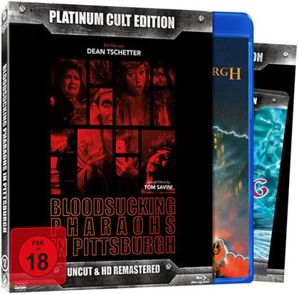 Bloodsucking Pharaos in Pittsburgh (1991) (Platinum Cult Edition, Remastered, Uncut, 2 Blu-rays)