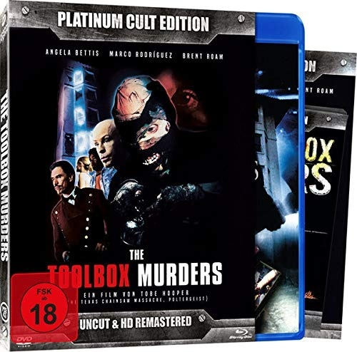 The Toolbox Murders (1978) (Platinum Cult Edition, Limited Edition, Uncut)