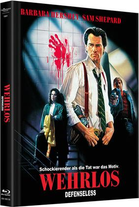 Wehrlos (1991) (Limited Edition, Mediabook, Blu-ray + DVD)