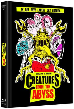 Creatures from the Abyss (1994) (Limited Edition, Mediabook, Remastered, Uncut, Blu-ray + DVD)