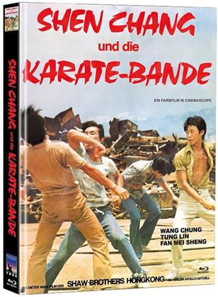 Shen Chang und die Karate-Bande (1973) (Limited Edition, Mediabook, Blu-ray + DVD)