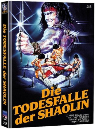 Die Todesfalle der Shaolin (1979) (Limited Edition, Mediabook, Blu-ray + DVD)