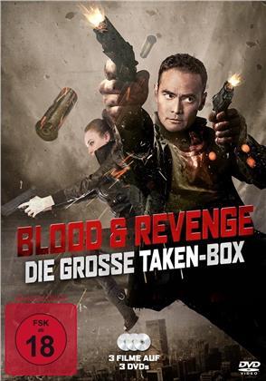 Blood & Revenge - Die grosse Taken-Box (3 DVDs)