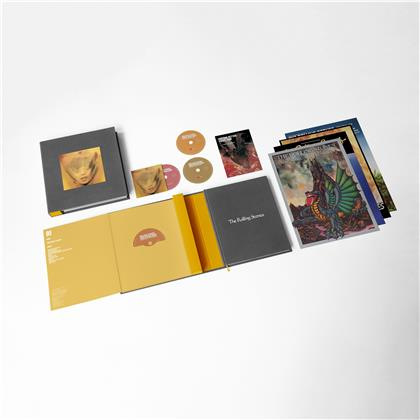 The Rolling Stones - Goats Head Soup (2020 Reissue, Super Deluxe Edition, Boxset, 3 CDs + Blu-ray)
