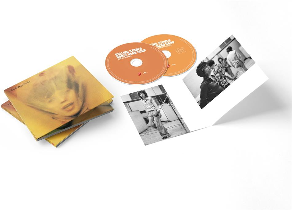 The Rolling Stones - Goats Head Soup (2020 Reissue, Deluxe Edition, 2 CDs)