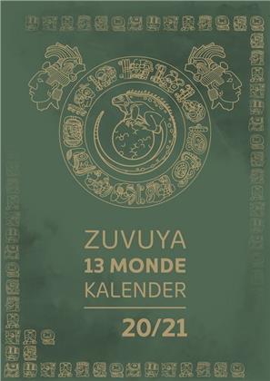 Zuvuya 13 Monde Wandkalender 2020/2021