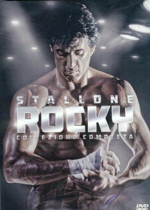 Rocky - Collezione completa (Riedizione, 6 DVD)