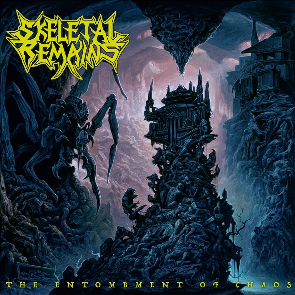 Skeletal Remains - The Entombment Of Chaos (2 LPs)