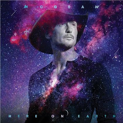 Tim McGraw - Here On Earth (Gatefold, 2 LPs)