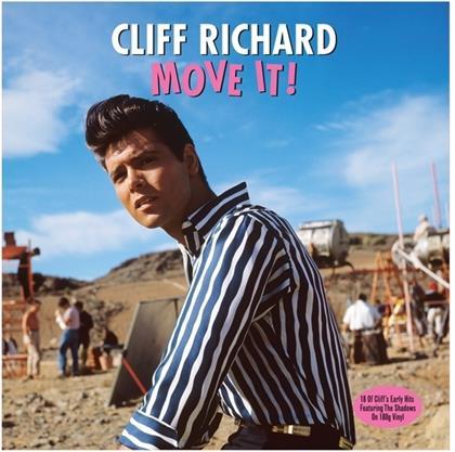 Cliff Richard - Move It (2020 Reissue, Not Now, LP)