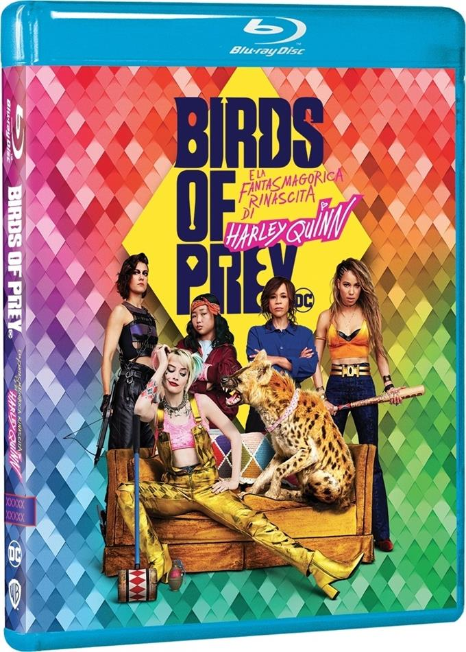 Birds of Prey - e la fantasmagorica rinascita di Harley Quinn (Blu-ray + ArtCards) (2020)