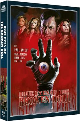Blue Eyes of the Broken Doll (1974) (Limited Edition, Blu-ray + DVD)