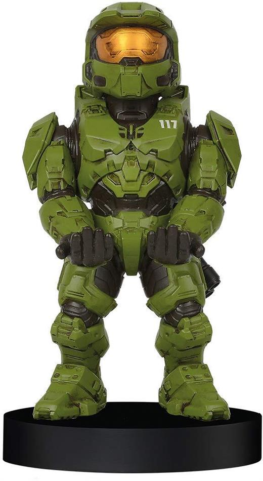 Cable Guy - Halo Masterchief NEW incl 2-3m Ladekabel