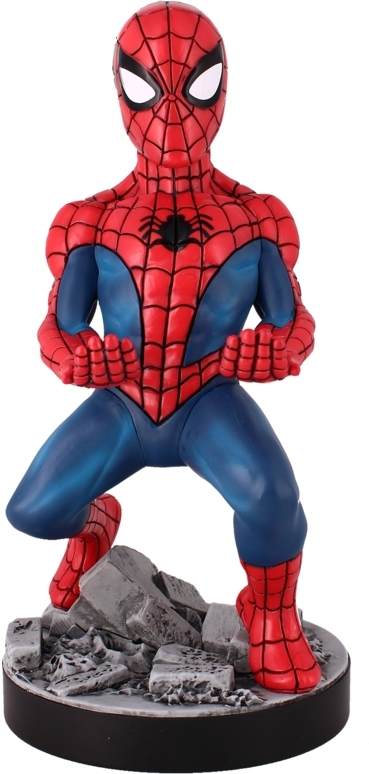 Cable Guy - Spiderman New incl 2-3m Ladekabel