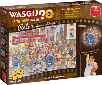 Wasgij? 3 - 1000 Teile Puzzle