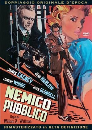 Nemico pubblico (1931) (Doppiaggio Originale D'epoca, HD-Remastered, s/w, Neuauflage)
