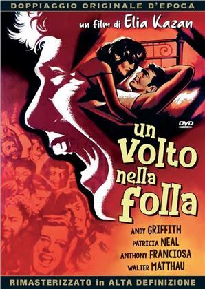 Un volto nella folla (1957) (Doppiaggio Originale D'epoca, HD-Remastered, n/b, Riedizione)