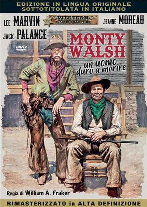 Monty Walsh un uomo duro a morire (1970) (Western Classic Collection, HD-Remastered)