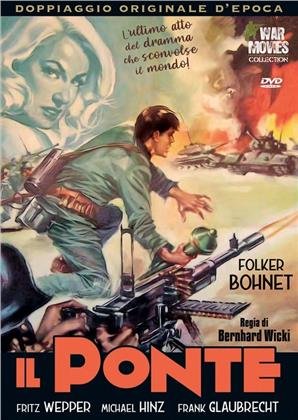 Il ponte (1959) (War Movies Collection, Doppiaggio Originale D'epoca, s/w)