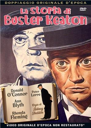 La storia di Buster Keaton (1957) (Rare Movies Collection, Doppiaggio Originale D'epoca, n/b)