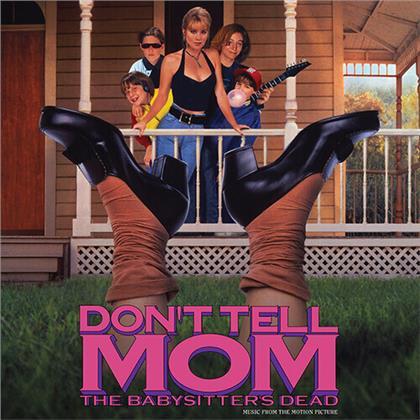 Don't Tell Mom The Babysitter's Dead - OST (Red Vinyl, LP)