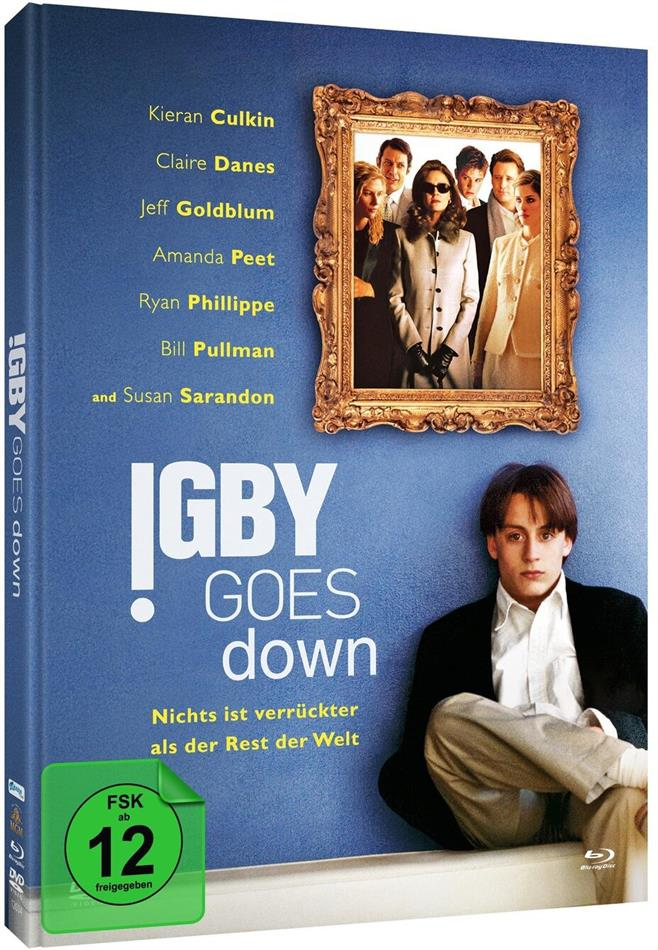 Igby goes down (2002) (Limited Edition, Mediabook, Blu-ray + DVD)