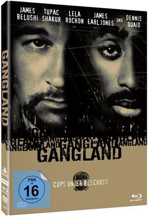 Gangland - Cops unter Beschuss (1997) (Mediabook, Blu-ray + DVD)