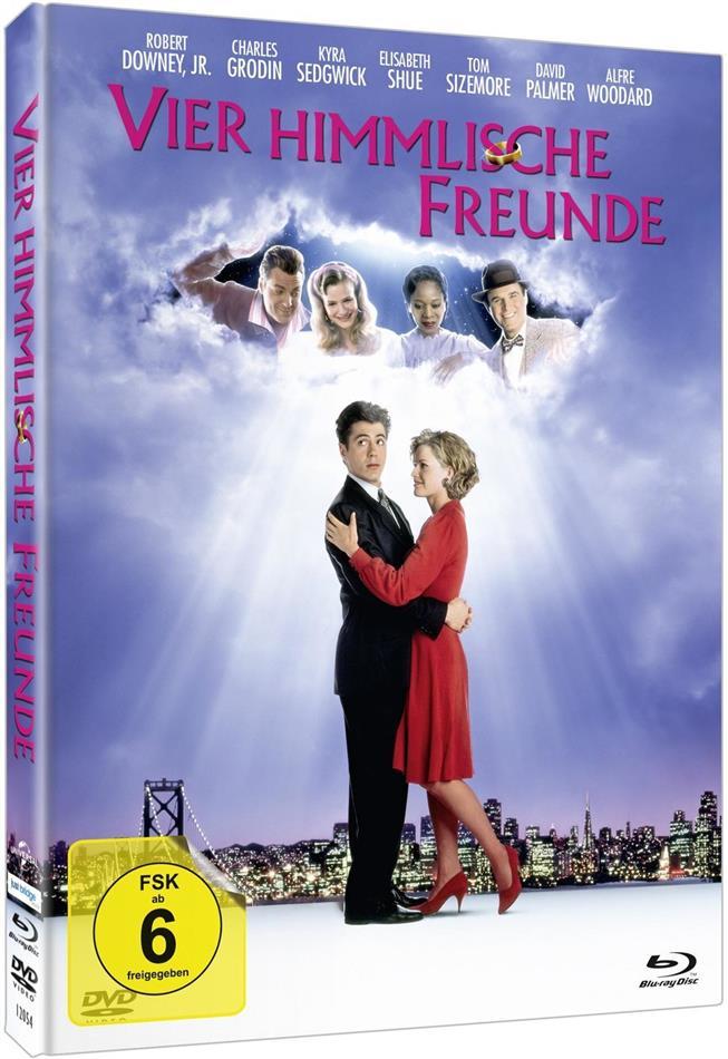 Vier himmlische Freunde (1993) (Limited Edition, Mediabook, Blu-ray + DVD)