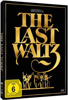 The Band - The Last Waltz (Edizione Limitata, Mediabook, Blu-ray + DVD)
