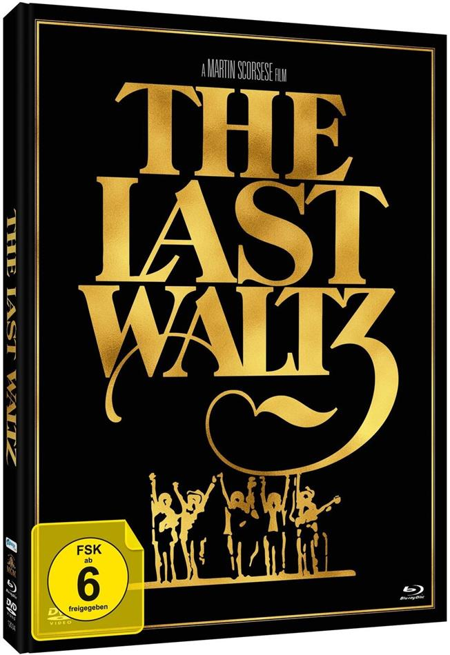 The Band - The Last Waltz (Limited Edition, Mediabook, Blu-ray + DVD)