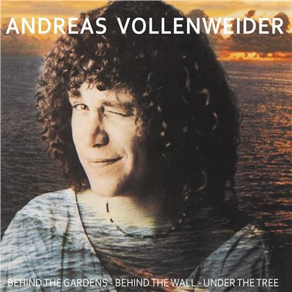 Andreas Vollenweider - Behind The Gardens -Behind The Wall-Under The Tree (2020 Reissue, LP)