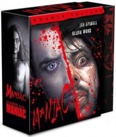 Maniac (1980) / Maniac (2012) (Limited Edition, Uncut, 2 4K Ultra HDs + 4 Blu-rays + 4 DVDs + 2 CDs)