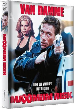 Maximum Risk (1996) (Wattiert, Edizione Limitata, Mediabook, Uncut, Blu-ray + DVD)