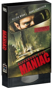 Maniac (2012) (VHS Retro Edition, Limited Edition, Uncut, 4K Ultra HD + 2 Blu-rays + 2 DVDs + CD)
