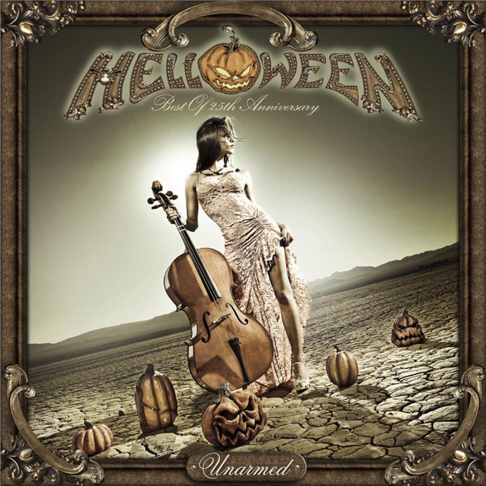 Helloween - Unarmed (2020 Reissue, Nuclear Blast, 25th Anniversary Edition, Remastered)