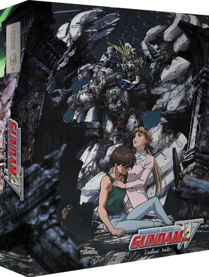 Mobile Suit Gundam Wing - Endless Waltz - Film & 3 OAV (Collector's Edition, 2 Blu-rays)