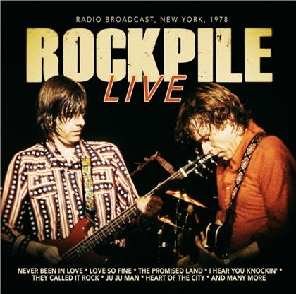 Rockpile (Lowe/Edmunds/Bremner/Williams) - Live 1978