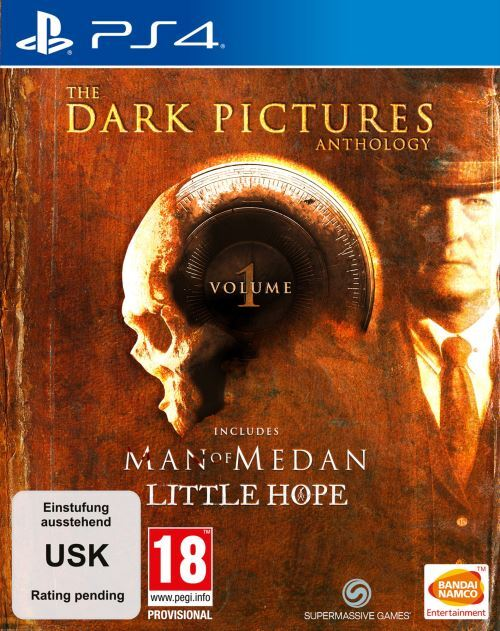 Dark Pictures Anthology Vol.1 (Limited Edition)