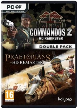 Commandos 2 & Praetorians - HD Remaster Double Pack