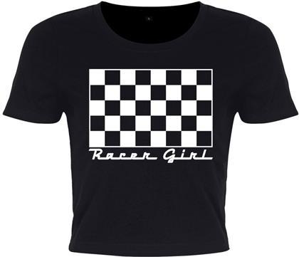 Racer Girl - Crop Top