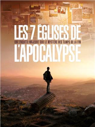 Les 7 Églises de l'Apocalypse (3 DVDs)