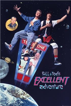 Bill & Ted's Excellent Adventure - Maxi Poster