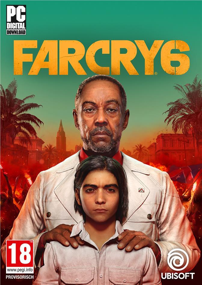 Far Cry 6 - (Code in a Box)