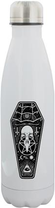 Mystical Coffin - Stainless Steel Water Bottle
