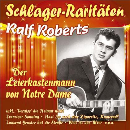 Ralf Roberts - Der Leierkastenmann von Notre Dame