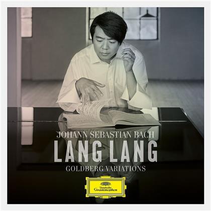 Johann Sebastian Bach (1685-1750) & Lang Lang - Goldberg Variations (UHQCD, Japan Edition, Deluxe Edition, 4 CDs)