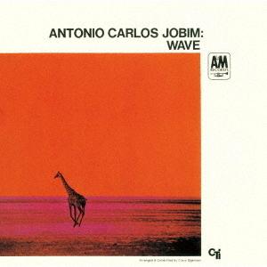 Antonio Carlos Jobim - Wave (2020 Reissue, UHQCD, Limited, Japan Edition)