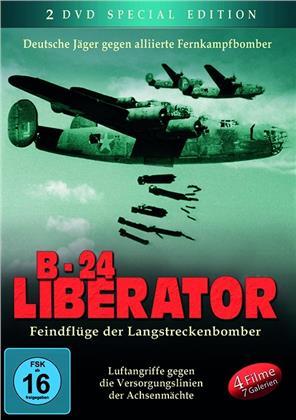 B-24 Liberator - Feindflüge der Langstreckenbomber (Special Edition, 2 DVDs)