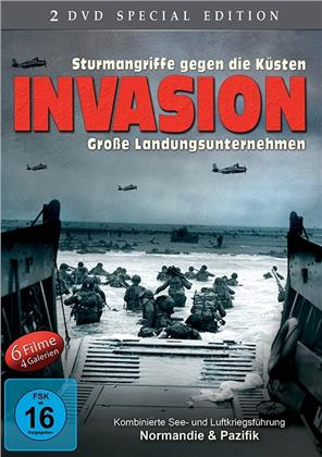 Invasion (2020) (2 DVDs)