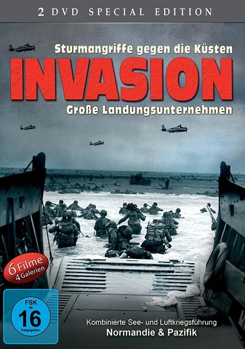 Invasion (2020) (2 DVDs)